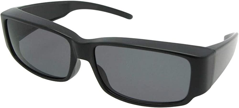 Small Polarized Fit Over Sunglasses F25
