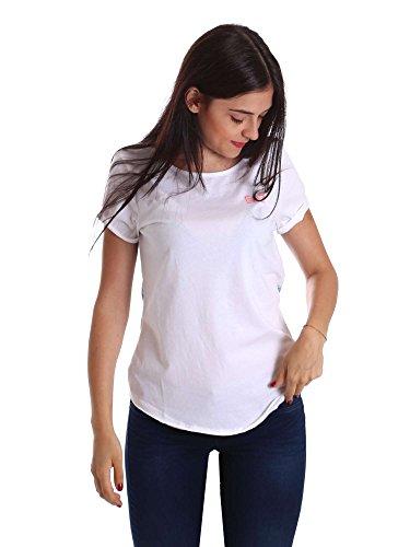 Emporio Armani - Camiseta - para mujer 1100 White