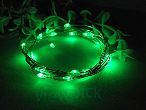 Small Green Led Lights - 6