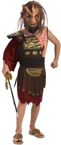 [Rubie's Costume Clash Of The Titans Child's Value Calibos Costume, One Color, Medium] (Kids Greek Outfit)