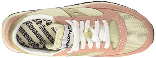 Tan Baskets Femme Rose Vintage 31 Saucony Original Mut Jazz Clay qAwxgXtY