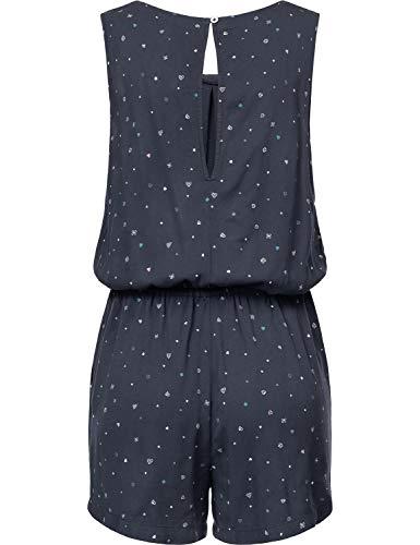 Ragwear Para Mono Para Azul Mujer Ragwear Mono 4PafWp4