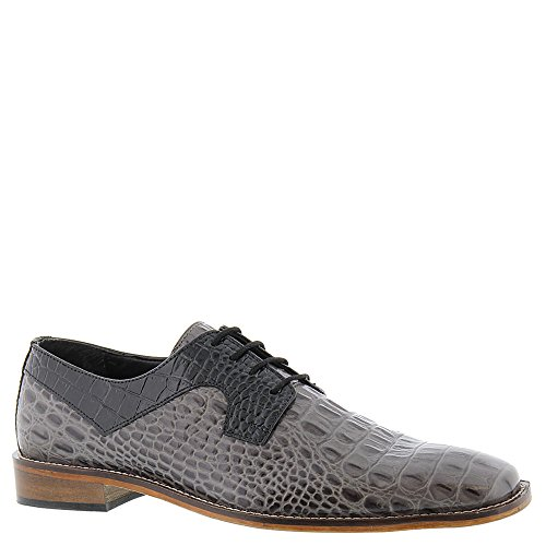 Stacy Adams Heren Garelli Oxford Grijs-zwart