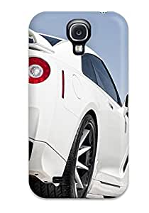 High Impact Dirt/shock Proof Case Cover For Galaxy S4 (gtr Nissan )