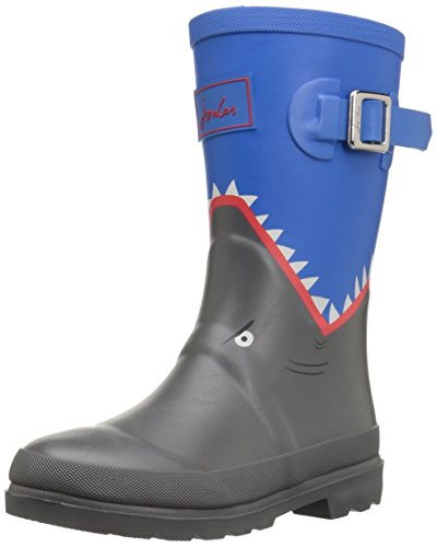 Image of Joules Boys' Printed Welly Rain Boot