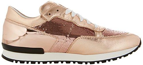 Sneakers W Femme Pollini Quarzo Rose Sneakers 91a Basses gF5xnwqU