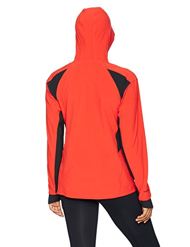 Giacca Rosso radio Armour reflective Donna nero Storm Jacket Red The Under Outrun qwxT48S0X0