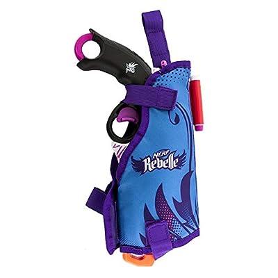 Nerf Rebelle Wrist Holster Combo Pack: Toys & Games
