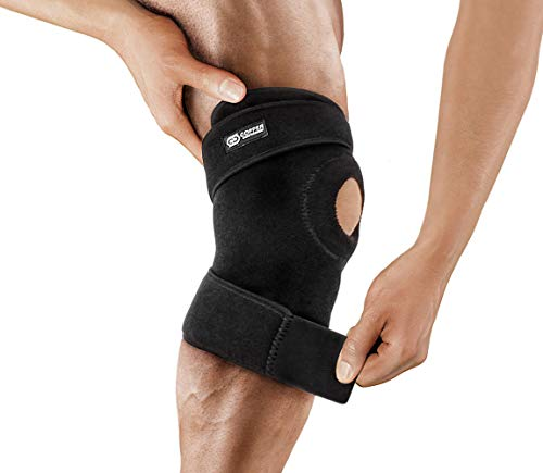 bf1d7e128c Copper Compression Extra Support Knee Brace. Highest Copper Content  Guaranteed. Best Adjustable Copper Infused