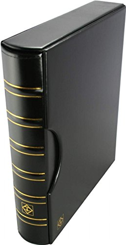Lighthouse Classic GRANDE Binder & Slipcase in Black