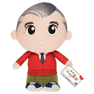 Funko SuperCute Plush: Mr. Rogers Neighborhood - Mister Rogers: Funko Supercute Plush:: Toys & Games