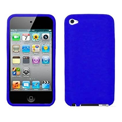 Amazon.com: Soft Gel Silicona Skin Funda Cover para Apple ...