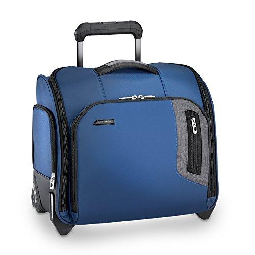 Briggs & Riley Brx Rolling Cabin Bag, Blue