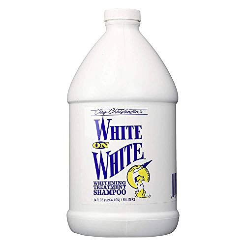 White on White Shampoo 64 oz by Chris Christensen