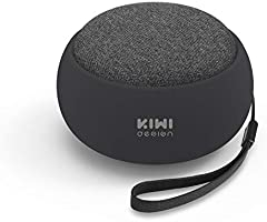 KIWI design Battery Base Compatible with Google Home Mini, 7800mAh Power Bank for Other Round Voice Spear Google Mini