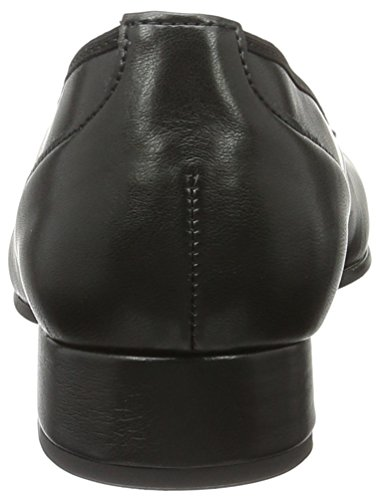 Gabor Shoes Comfort, Bailarinas para Mujer Negro (schwarz 67)