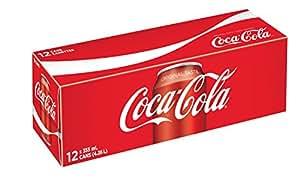 Coca-Cola Coke Classic, 12 Count, 355 ml