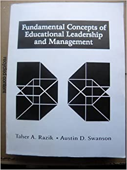 the concepts of leadership and management Foundational competencies for library leaders and managers  of concepts  and definitions will support personal leadership and management development  by.