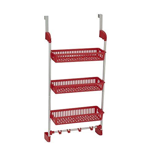 Household Essentials 3 Tier Basket Organizer