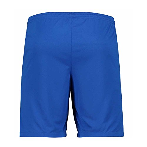 2017-2018 Vfl Wolfsburg Shorts Blu (blu)