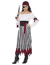 Smiffys Pirate Lady Costume