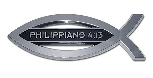 Christian Fish Emblem (Christian Fish (