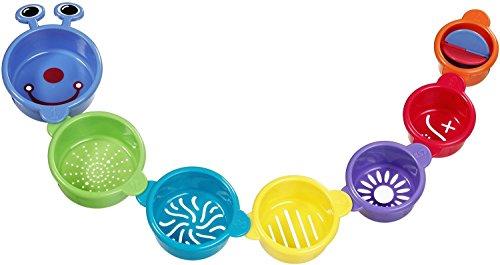 Munchkin Caterpillar Spillers Stacking Cups