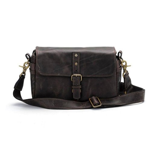 ONA - The Bowery - Camera Messenger Bag - Dark Truffle Leather (ONA5-014LDB)