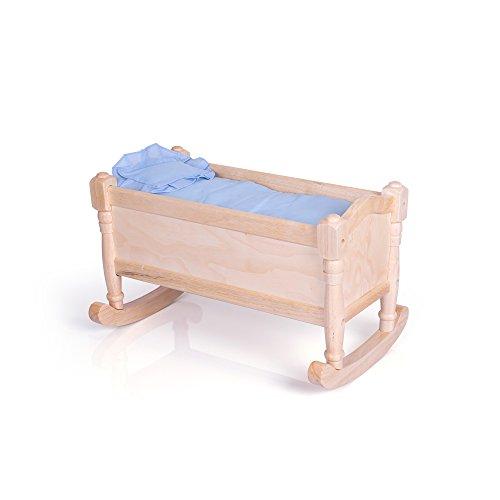 Guidecraft Doll Cradle - Natural G98112