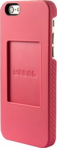 Modal - Photo Frame Hard Shell Case for Apple iPhone 6 and 6s - Rouge