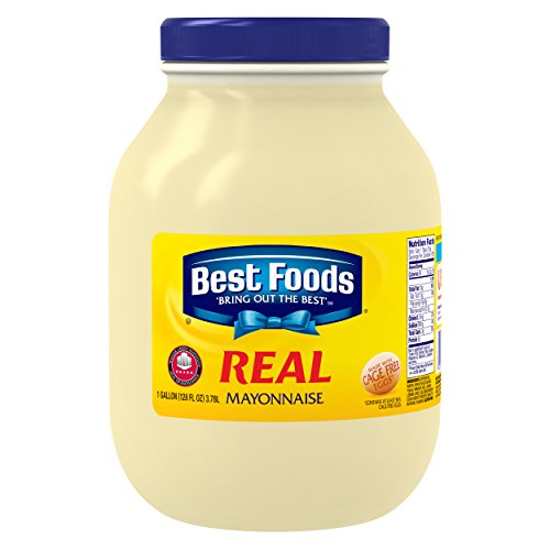 Hellmann's Mayonnaise Squeeze Bottle Real 11.5 ounces 12 count by Hellmann's
