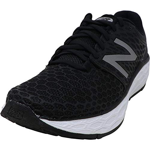 New Balance Men's Vongo V3 Fresh Foam Running Shoe, Black, 7 2E US