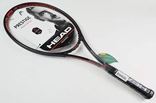 【中古 テニスラケット】 ヘッド グラフィン タッチ プレステージ MP 2018年モデル (HEAD GRAPHENE TOUCH PRESTIGE MP)(グリップサイズ:G2)c20040321c