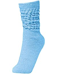 Womens Or Mens Fitness Workout Slouch Socks Gym