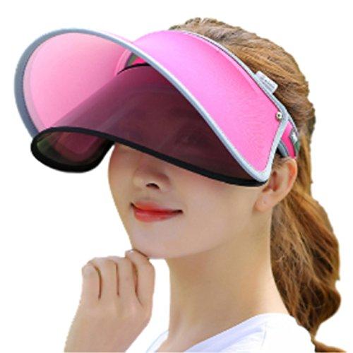 Women's Sun Visor (Pink)