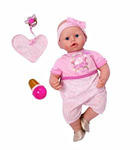 Baby Annabell Doll Special Day Edition Amazon Co Uk Toys