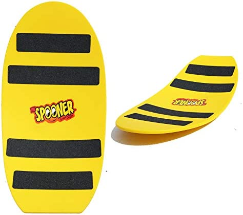 Spooner Boards Freestyle - Yellow