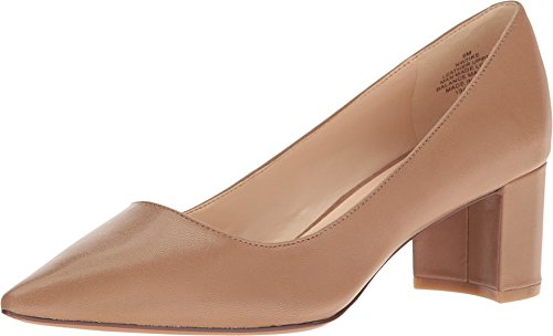 natural leather pumps - 6