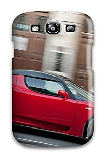 Cynthaskey Design High Quality Tesla Roadster 37 With Excellent Style For Case Samsung Galaxy S3 I9300 Cover