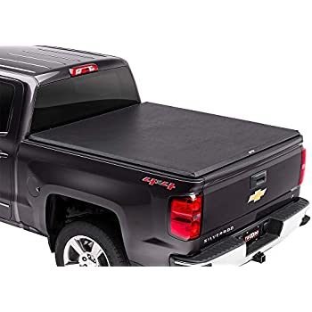 YITAMOTOR Soft Roll Up Truck Bed Tonneau Cover Compatible with 2015-2020 Chevy Colorado//GMC Canyon Fleetside 5 ft Pickup Cargo Bed Waterproof Tear-Resistant PVC