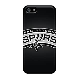 High-quality Durability Case For Iphone 5/5s(san Antonio Spurs)
