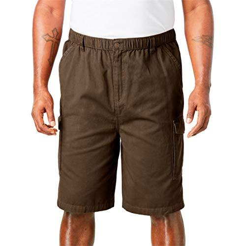 187a3cf5db Jual Boulder Creek Men's Big & Tall 9' Renegade Cargo Shorts With ...