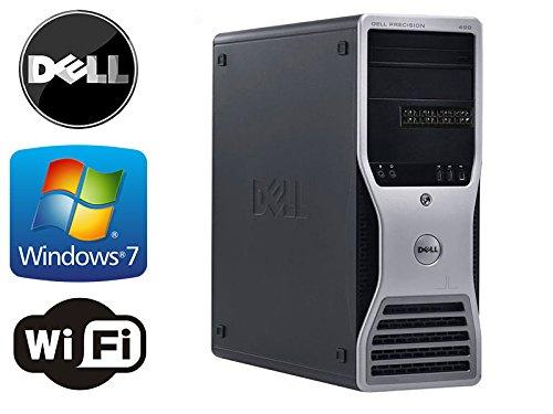 Dell Precision T3500 Workstation Xeon Quad-Core L5520 2.26GHz 12GB 250GB DVD±RW Windows 7 Professional ()