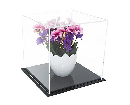 Versatile Acrylic Display Case, Cube, Dust Cover or Riser 8