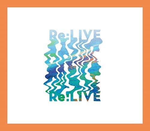 [2020년 8월 19일 발매 예정] 칸쟈니 - Re:LIVE(기간 한정반B) CD+DVD