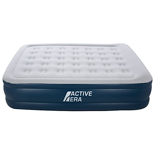 Active Era Premium Queen Size Air Mattress Inflatable Air