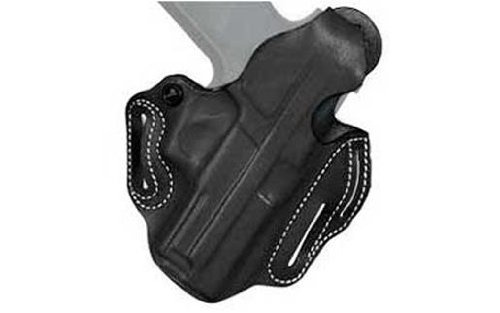 Desantis Thumb Break Scabbard Holster fits 3-Inch S&W N, Rig