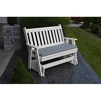 Amazon.com: A&L Furniture Company Royal English - Silla ...