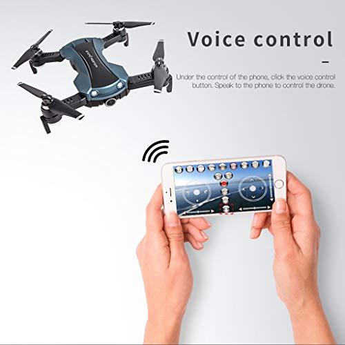 VESNIBA Drone Optical Flow Electricity Adjustment 120°FOV 1080PHD WiFi FPV Drone RC Quadcopter by VESNIBA LLC (Image #8)
