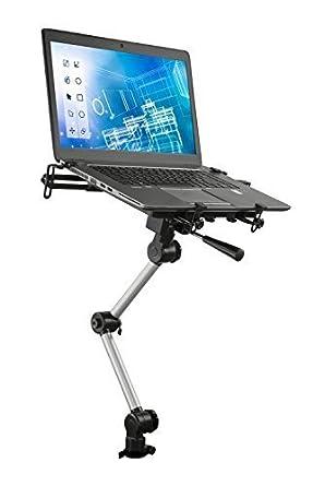 Mount-It. MOUNT-IT Mi-426 estándar de coche iPad soporte para ordenador portátil función atril: Amazon.es: Electrónica